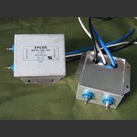 epcosB84132-A60 Filtro Rete monofase 50A  AC/DC Trasformatori e Filtri Rete