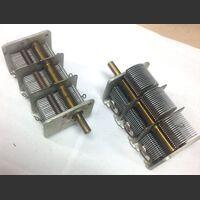 VC3x500 Condensatore variabile in aria 1500 pf Componenti elettronici