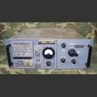 AM-6154/GRT-21 VHF Amplifier Radio Frequency AM-6154/GRT-21 Apparati radio
