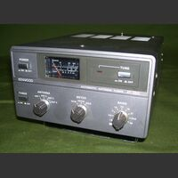 AT250 Automatic Antenna Tuner KENWOOD AT-250 Accordatori di antenna