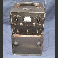 BC-376-M Oscillator U.S. Army BC-376-M -usato Apparati radio