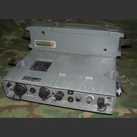 ELMER SRT-178 Base veicolare completa  ELMER SRT-178 Apparati radio militari