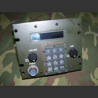 C-11165/TRC-1 Comando a distanza C-11165/TRC-176 Apparati radio