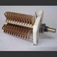 CV400pf Condensatore Variabile in Aria CV 10/60 Condensatori