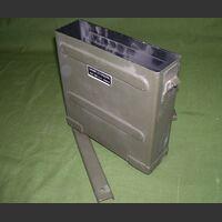 CY-744/PRC Contenitore per batterie CY-744/PRC  Per radio PRC8/9/10 Apparati radio militari