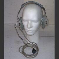 AMPLIVOX -ASTROLITE 1 Cuffia con Microfono  AMPLIVOX -ASTROLITE Apparati radio militari
