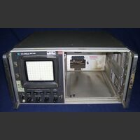 Display HP 141 Display Spectrum Analyzer HP 141T Strumenti