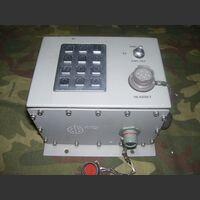 ELMER U/MN:187 Stazione di Manutenzione ELMER U/MN:187 Accessori per apparati radio Militari