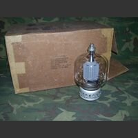 EIMAC 8166/4-1000A Valvola TX di Potenza  EIMAC 8166/4-1000A Componenti elettronici