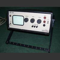 ConTec mod. FT-4 Oscilloscope monitor ConTec mod. FT-4 Strumenti