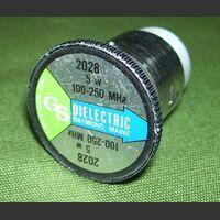 GS mod. 2028 Tappo per Bird per wattmetri Bird GS mod. 2028 Accessori per strumentazione