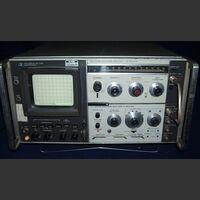 HP 141T + HP8553B Spectrum Analyzer HP 141T + HP8553B (RF-Section) + HP8552B (IF-Section) Strumenti
