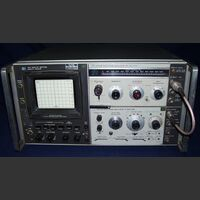 HP 141T + HP8554B Spectrum Analyzer HP 141T + HP8554B (RF-Section) + HP8552B (IF-Section) Strumenti