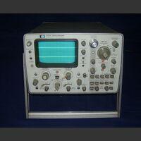 HP 1707A Oscilloscope HP 1707A Strumenti
