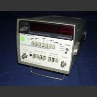 HP 5300B Measurement System HP 5300B Strumenti