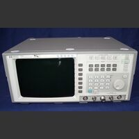 HP 8990A Peak Power Analyzer HP 8990A Strumenti