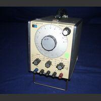 HP 204D Audio Oscillator HP 204D Strumenti