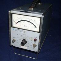 HP 3400A RMS Voltmeter HP 3400A Usata-Revisionata