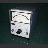 HP 400EL AC Voltmeter HP 400EL Strumenti