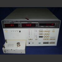 HP 4191A RF Impedance Analyzer HP 4191A Strumenti