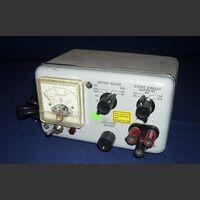 HP 721A Power Supply HP 721A Strumenti