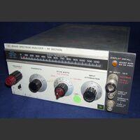 HP 8554B RF Section HP 8554B Accessori per strumentazione