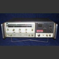 HP8620C HP 8620C Sweep Oscillator Strumenti