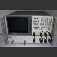 HP 8753C Network Analyzer HP 8753C Strumenti