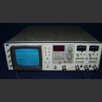 HP 8754A Network Analyzer HP 8754A Strumenti