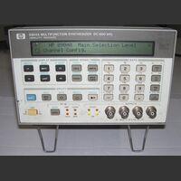 HP8904A HP 8904A Multifunction Synthesizer DC-600 Khz Generatori Vari