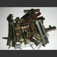 KIT Potenziometri Slider KIT Potenziometri Slider Componenti elettronici