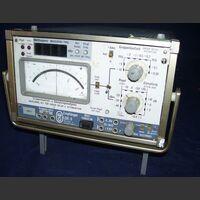 Wandel & Golderman LDE-3 Measuring Set for Group Delay e Attenuator Wandel & Golderman LDE-3 Strumenti