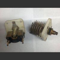 MAIOR 16E25 Condensatore variabile in aria MAIOR 16E25 Componenti elettronici