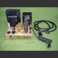 HALLICRAFTERS model P-26 Power Supply HALLICRAFTERS model P-26 Apparati radio