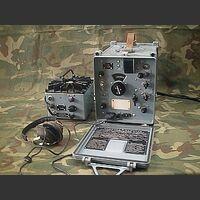 Ricevitore Portatile Russo R-326 Apparati radio militari