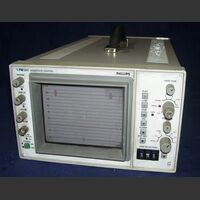 PM 5665G/6 Waveform Monitor PHILIPS PM 5665G/6 Strumenti