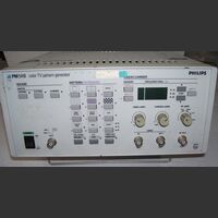 PM5418+YC PM 5418 +Y/C Colour TV Pattern Generator Generatori Vari