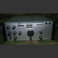 PLESSEY PR 155G Receiver Radio PLESSEY PR 155G Apparati radio
