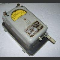 ZM-14A/PSM-2 OHMMETER ZM-14A/PSM-2 Accessori per apparati radio Militari
