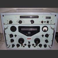 RA 17 MKII + RA 137A-2 Ricevitore RACAL mod. RA 17 MKII + RA 137A-2 Apparati radio militari