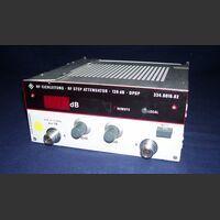 ROHDE & SCWARZDPSP 334.6010.02 RF Step Attenuator ROHDE & SCWARZ DPSP 334.6010.02 Strumenti
