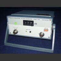 ROHDE & SCWARZDPS 334.7217.02 RF Step Attenuator ROHDE & SCWARZ DPS 334.7217.02 Strumenti