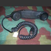 RACAL RA 250 Microtelefono  RACAL RA 250 Apparati radio