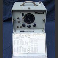 TS-174B/U  Frequenzimetro A.M. TS-174B/U -usato Apparati radio