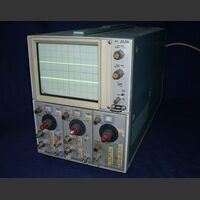 TEKTRONIX 5112 Dual Beam Oscilloscope TEKTRONIX 5112 Strumenti