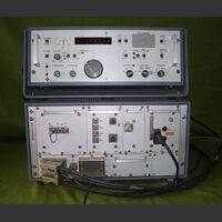 TFK1200 Ricevitore Professionale TELEFUNKEN BE1200/E Apparati radio militari