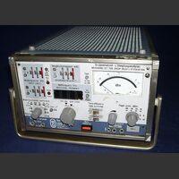 Wandel & Golderman LDS-3 Measuring Set for Group Delay e Attenuator Wandel & Golderman LDS-3 Strumenti