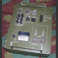 MARCONI UDZR 10510/S APT Alarm and Terminal Panel  MARCONI UDZR 10510/S Accessori per apparati radio Militari