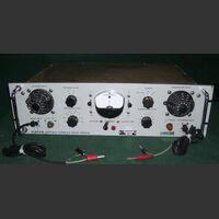 SINGER CR B-4RS Gertsch Complex Radio Bridge SINGER CR B-4RS - non provato Strumenti