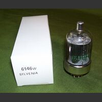 valve6146W Valvola di trasmissione 6146W Valvole